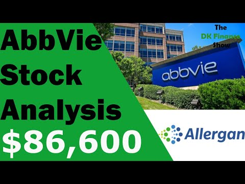 AbbVie Stock Analysis | Stock Market News | DK Finance Show Ep. 6