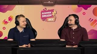 (RU) UCC Summer Smash | Tricked vs Nemiga | map 1 | by  @Zloba13 & @AlexeyDeq