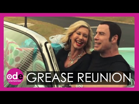 I Think You Might Like It: John Travolta & Olivia Newton-John reunite for Christmas