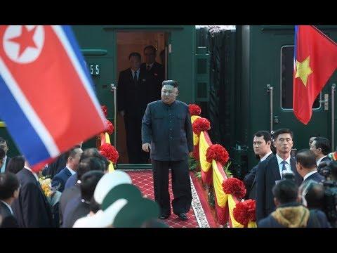 Vì sao chủ tịch Kim chỉ đi tàu đến Đồng Đăng, Lạng Sơn mà không về thẳng Hà Nội?  @ vcloz.com