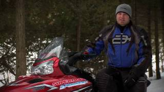 2. SnowTrax Rides Polaris' 600 IQ LX