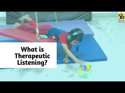 What is Therapeutic Listening  | What to do if my child is sensitive to some sounds?