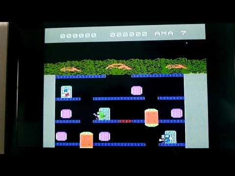 Games - Super Cassette Vision.