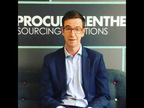 Procurement Heads new Job Vlog!