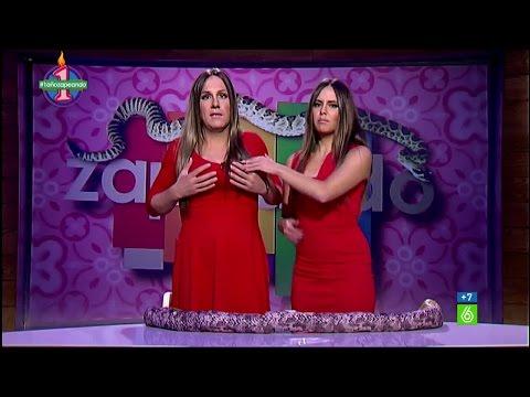 Video La imitación de Cristina Pedroche de Joaquín Reyes es genial de Cine y televisión