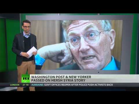 us - This week Pulitzer Prize-winning investigative journalist Seymour Hersh challenged the Obama administration's official narrative on the September chemical we...
