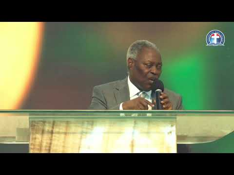 Pastor W. F. Kumuyi- Our Daily Refreshing In His Presence
