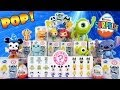 Disney Mystery Minis Unboxing Full Case Mickey Mouse Winnie The Pooh Maleficent Kinder Surprise Toys