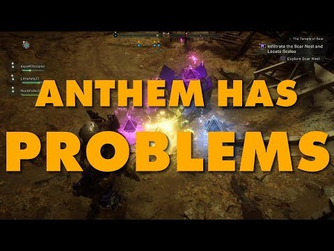 Let's Talk About Anthem Being An Unrewarding, Grinding, Deliberately Disappointing Mess