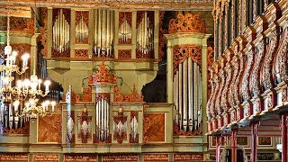 Download Lagu Arp Schnitger Orgel Lüdingworth, H. Scheidemann - Vom Himmel hoch WV69 Anna Scholl Mp3
