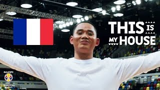 When nothing is too much for France | This is My House | FIBA Basketball World Cup 2019