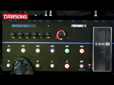 Line 6 Firehawk FX Review