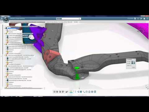 SIMULIA V6 Meshing Modeling in 3DExperience Platform