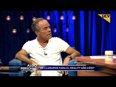 video  Eduardo Cruz Johnson habla de las anécdotas en su paso por el reality