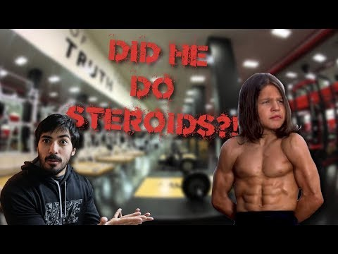 Video Was Little Hercules on Steroids?! download in MP3, 3GP, MP4, WEBM, AVI, FLV January 2017