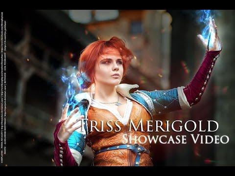 Witcher Wild Hunt - Triss Merigold