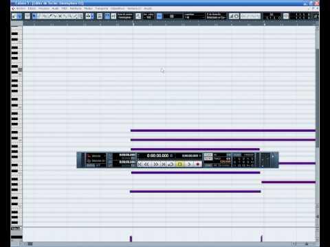 2do Tutorial de Cubase en español, Instrumentos Vst y Pistas MIDI. Cursos de Produccion Musical