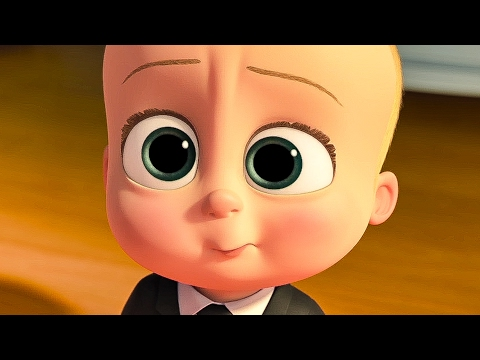THE BOSS BABY All Trailer + Movie Clips (2017) - Thời lượng: 15:31.