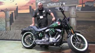 6. Used 2008 Harley Davidson® FLSTSB - Cross Bones™  for sale in Florida