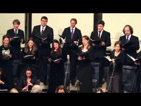 "J.S. Bach, Kantate BWV 127: Nr. 5 Choral ""Ach Herr, vergib all unsre Schuld"" | Kay Johannsen"