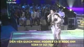 Cap doi hoan hao 2011 - Quach Ngoc Ngoan va Ngoc Anh (clip 1) - Chung ket cap doi hoan hao tuan 8 ch
