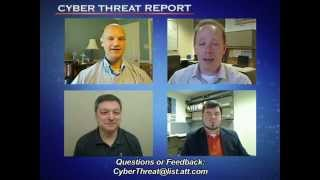 AT&T Cyber Threat Report: 4/5/12 -  Flashback for the Mac, Android Malware, Zeus