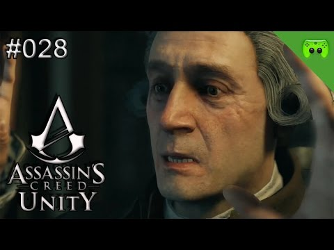 Assassins Creed: Unity # 028 - Flüchtling Robespierre «» Let's Play AC: Unity| FULLHD
