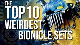 Video The Top 10 Weirdest BIONICLE Sets MP3, 3GP, MP4, WEBM, AVI, FLV Mei 2019