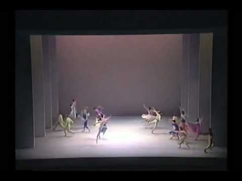 2.A. The Mark Morris Dance Group: a Clip from 