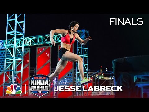 Jesse Labreck at the Vegas Finals: Stage 1 - American Ninja Warrior 2018 - Thời lượng: 2 phút, 58 giây.