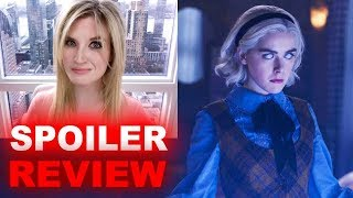 Sabrina Season 2 SPOILER Review by Beyond The Trailer