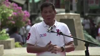 Digong defends war on  drugs, crime, graft
