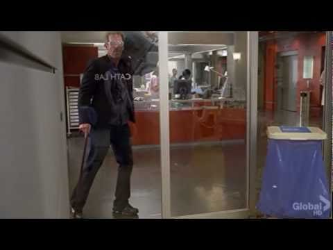 House M.D BLOOPERS-hamster dance