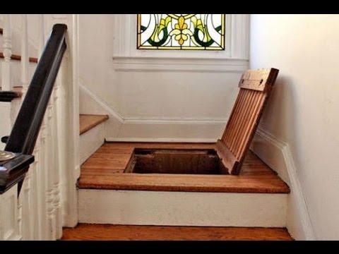 Donde esconder dinero en mi casa videos videos - Escondites secretos en casa ...