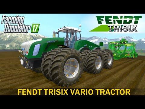 Fendt Trisix Vario Twin v1.0