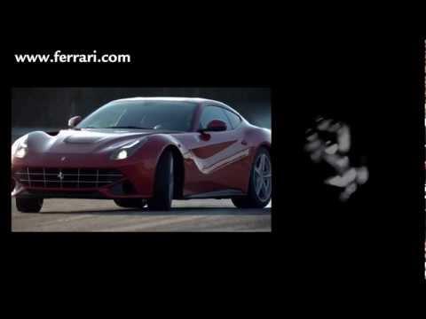 New Ferrari F12 2012 1st Offical Commercial berlinetta - Carjam Radio 2012 Car Show