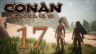 Conan Exiles — прохождение игры на русском — Пробуем Чистку [#17] | PC