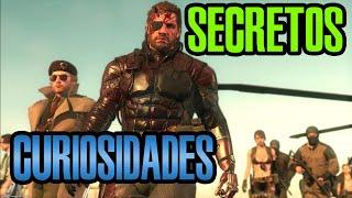 SUSCRÍBETE: http://goo.gl/MeEdKx Metal Gear Solid V: The Phantom Pain  Secretos y curiosidades La saga Metal Gear se ha caracterizado, entre muchas ...