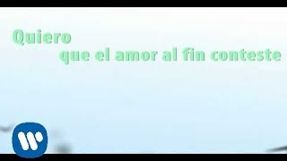Jesse & Joy La de la Mala Suerte (Lyric Video)