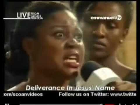 Emmanuel TV   Deliverance from Demonic Spirits that Groomed To Create Demon Babies   SCOAN 06 06 201