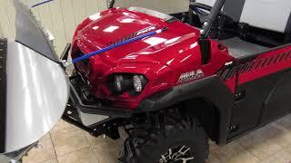 9. Romney Cycles 2018 Kawasaki Mule PRO-FXR