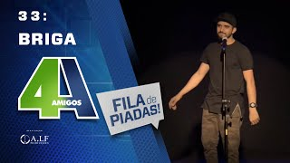 Video BRIGA - FILA DE PIADAS - #33 MP3, 3GP, MP4, WEBM, AVI, FLV Agustus 2018