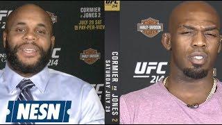 Video UFC 214 Preview With Daniel Cormier And Jon Jones MP3, 3GP, MP4, WEBM, AVI, FLV November 2018