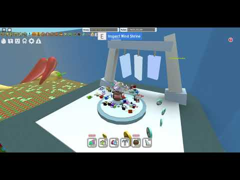 DONATING 1000x ROYAL JELLIES TO WIND SHRINE | Roblox Bee Swarm Simulator