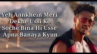 Video Dus Bahane 2.0 Lyrics | Baaghi 3 | KK , Shaan , Tulsi Kumar | Tiger Shroff , Shraddha Kapoor | download in MP3, 3GP, MP4, WEBM, AVI, FLV January 2017