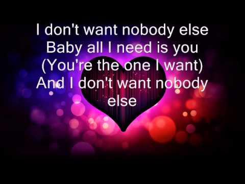 Tamar Braxton The One with Lyrics