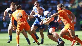 Stormers v Jaguares Super Rugby Rd.1 Video Highlights | Super Rugby Video Highlights