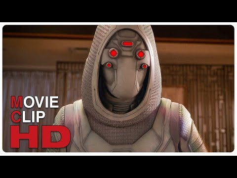 Ant Man & The Wasp Vs Ghost - Fight Scene - ANT MAN AND THE WASP (2018) Movie CLIP HD