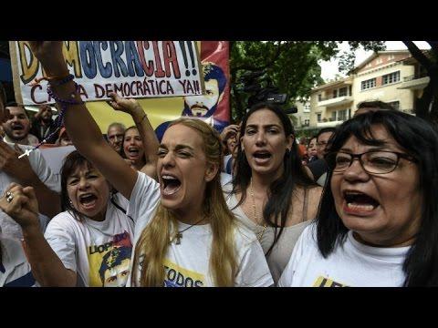 الإحتجاجات بفنزويلا تدخل مرحلة جديدة
