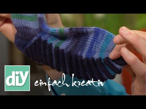Socken stricken – Tipps und Tricks | DIY einfach kreativ